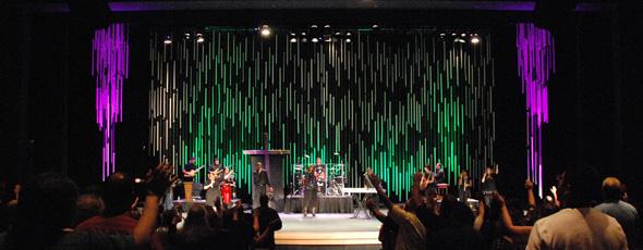 Throwback I Dream Of Rain Church Stage Design Ideas