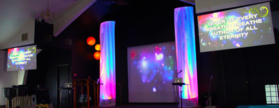 Big Stage on a Small Stage - Church Stage Design Ideas ...