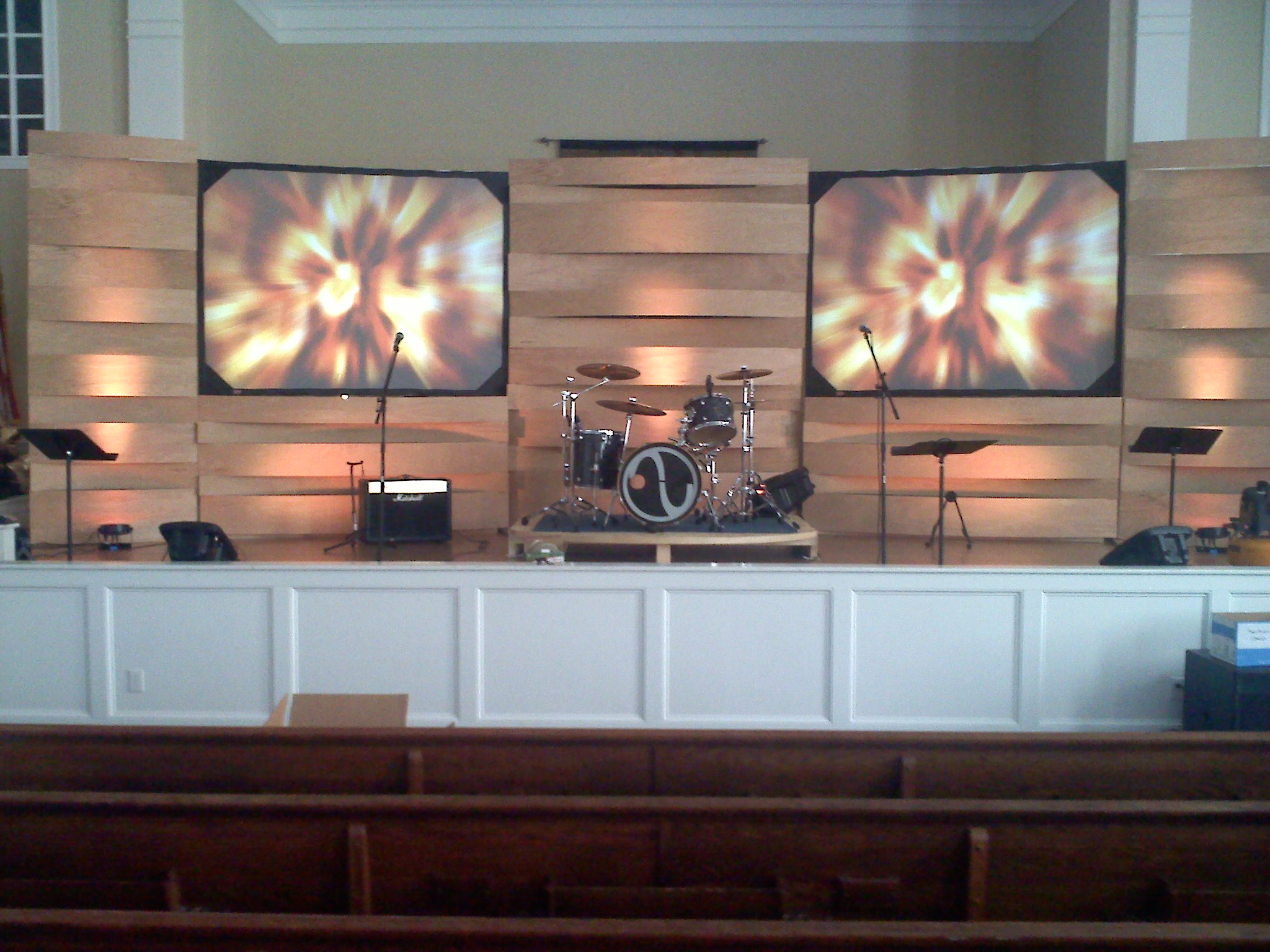 The Wooden Weave Church Stage Design Ideas Scenic Sets And Stage Design Ideas From Churches Around The Globe