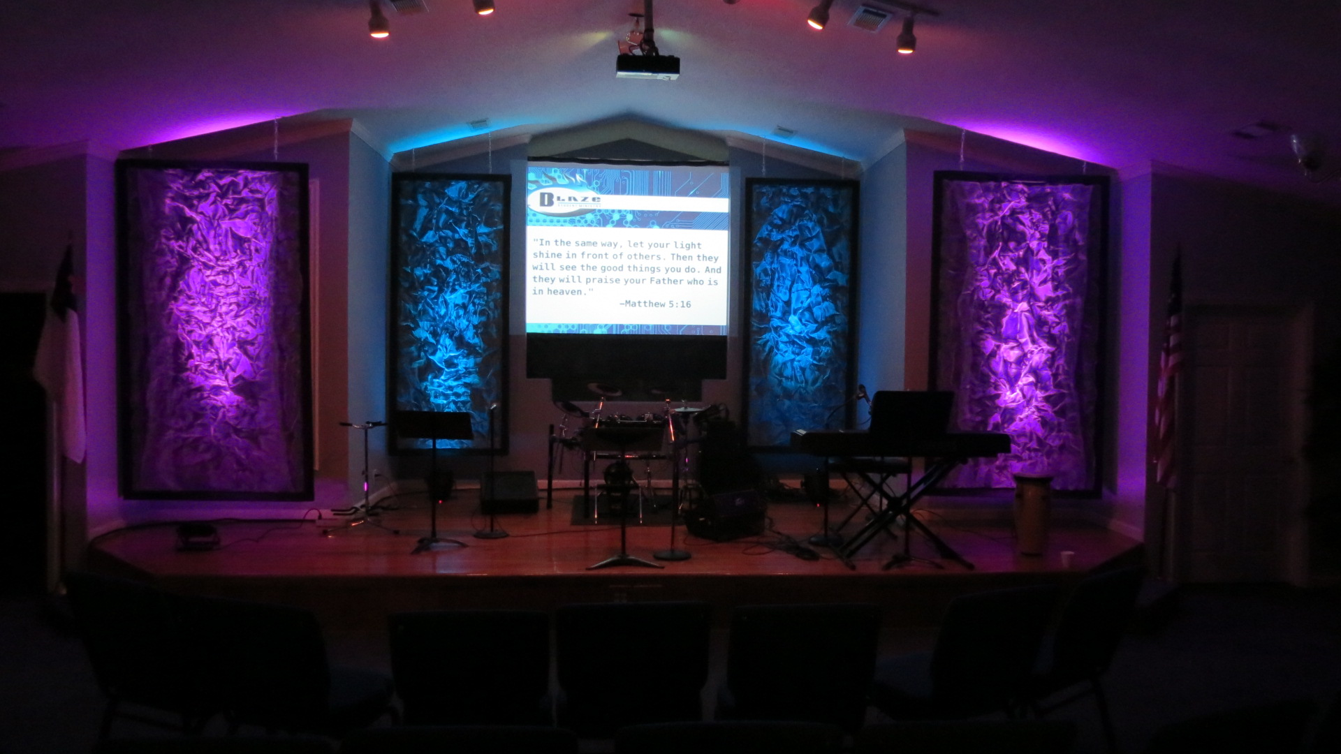 Removable Texture Church Stage Design Ideas Scenic Sets And Stage Design Ideas From Churches Around The Globe