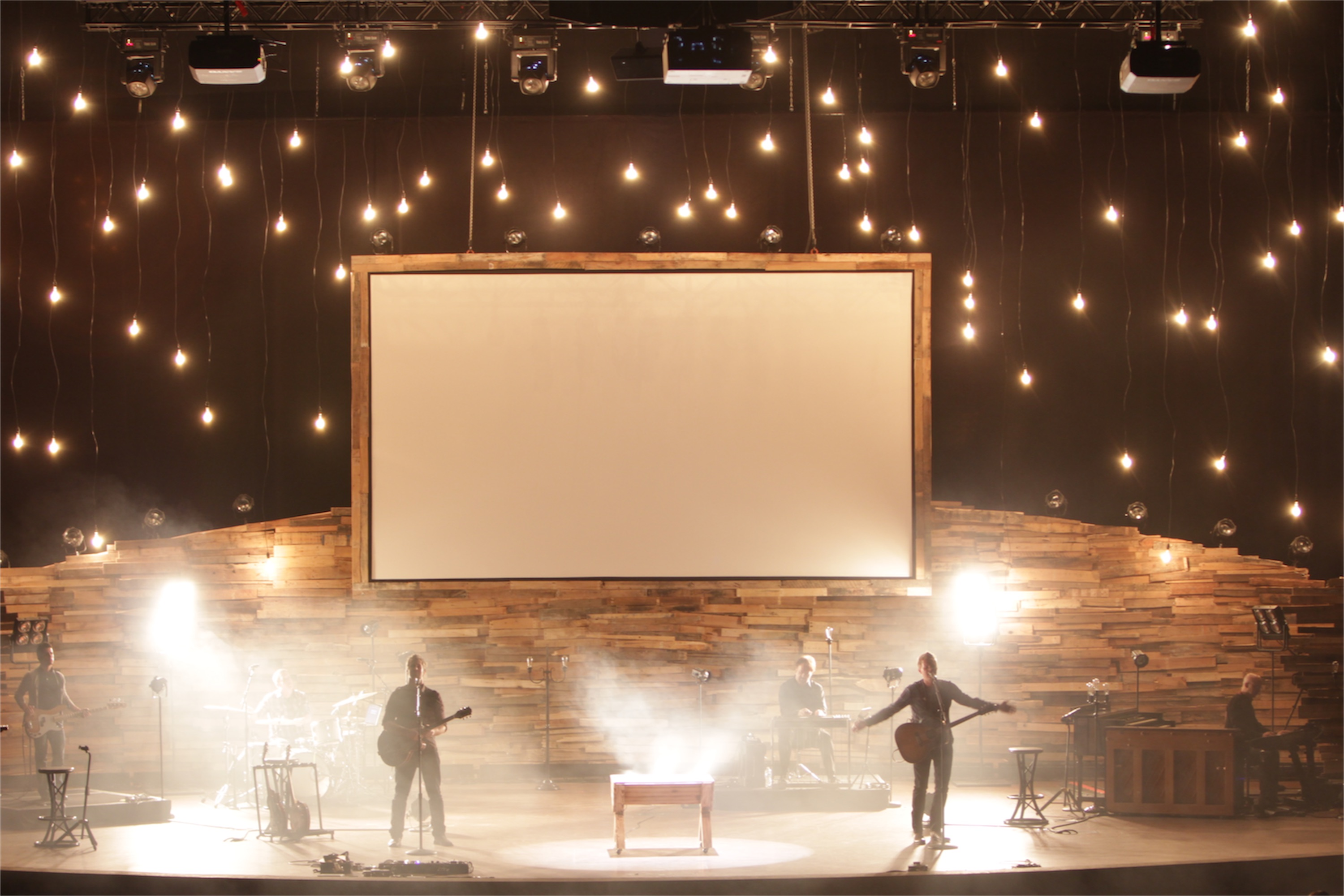 Mountains And Stars Church Stage Design Ideas Scenic Sets And Stage Design Ideas From Churches Around The Globe