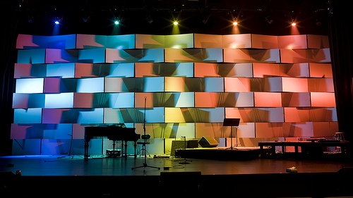 What is Coroplast? - Church Stage Design Ideas - Scenic sets ...