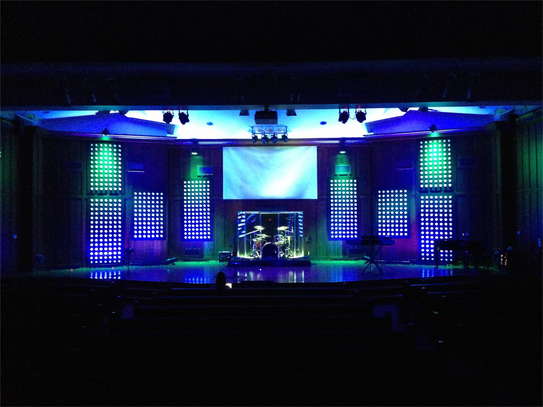 Throwback Dot Panels Church Stage Design Ideas Scenic Sets And Stage Design Ideas From Churches Around The Globe