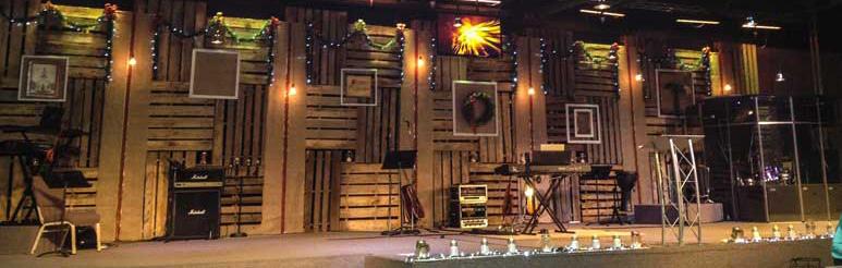 Pallet Swirls - Church Stage Design Ideas - Scenic sets ...