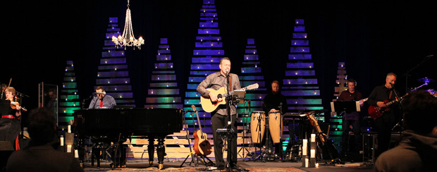 Twinkle Pallet Trees - Church Stage Design Ideas - Scenic ...