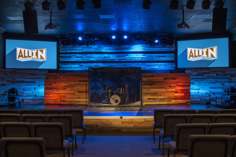 Bi Pallets Church Stage Design Ideas Scenic Sets And Stage Design Ideas From Churches Around The Globe