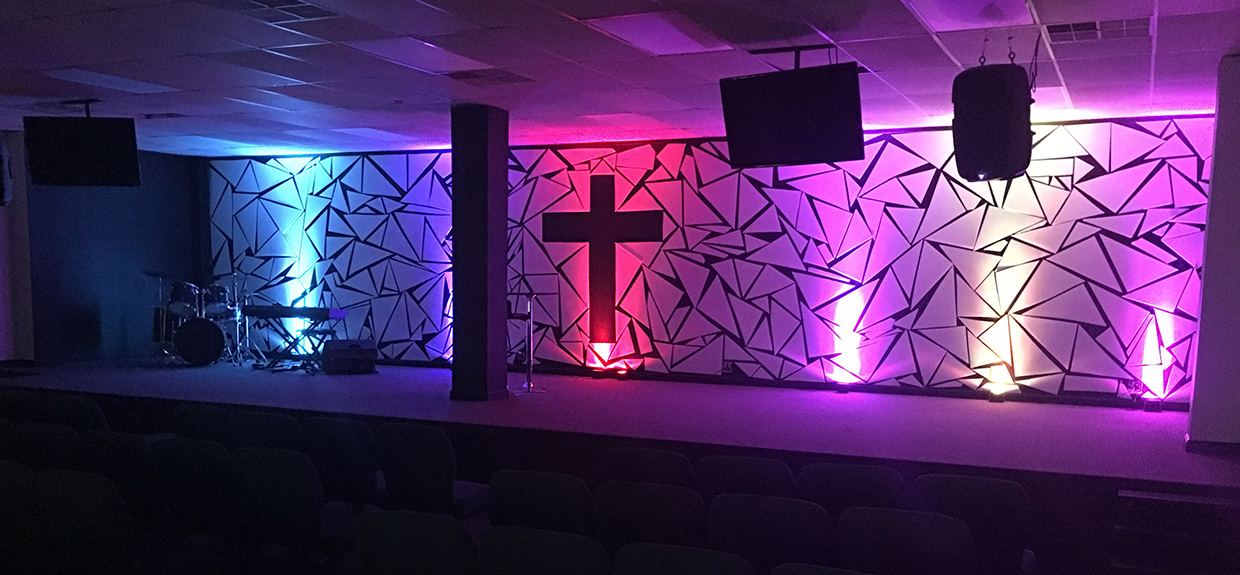 Refragmented - Church Stage Design Ideas - Scenic sets and ...